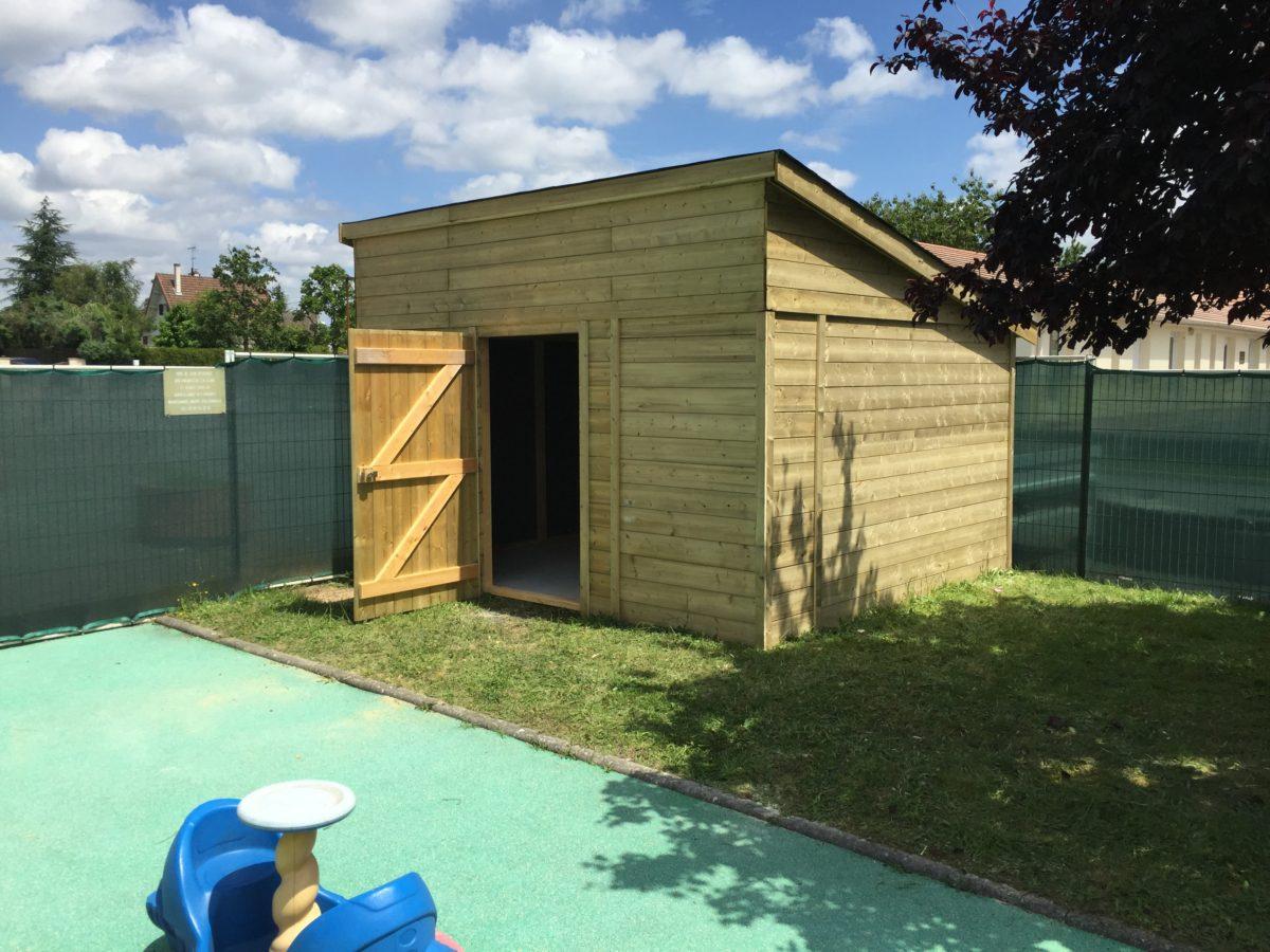 Abri De Jardin Sur Mesure - Batievsen encequiconcerne Maison De Jardin Sur Mesure