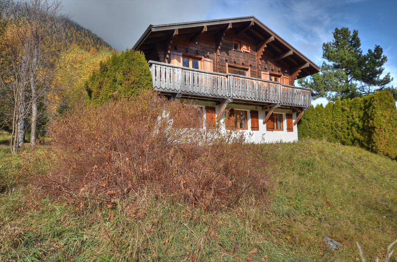 Achat Et Vente De Chalets Dans La Vallée De Chamonix-Mont ... concernant Vente Chalet Chamonix