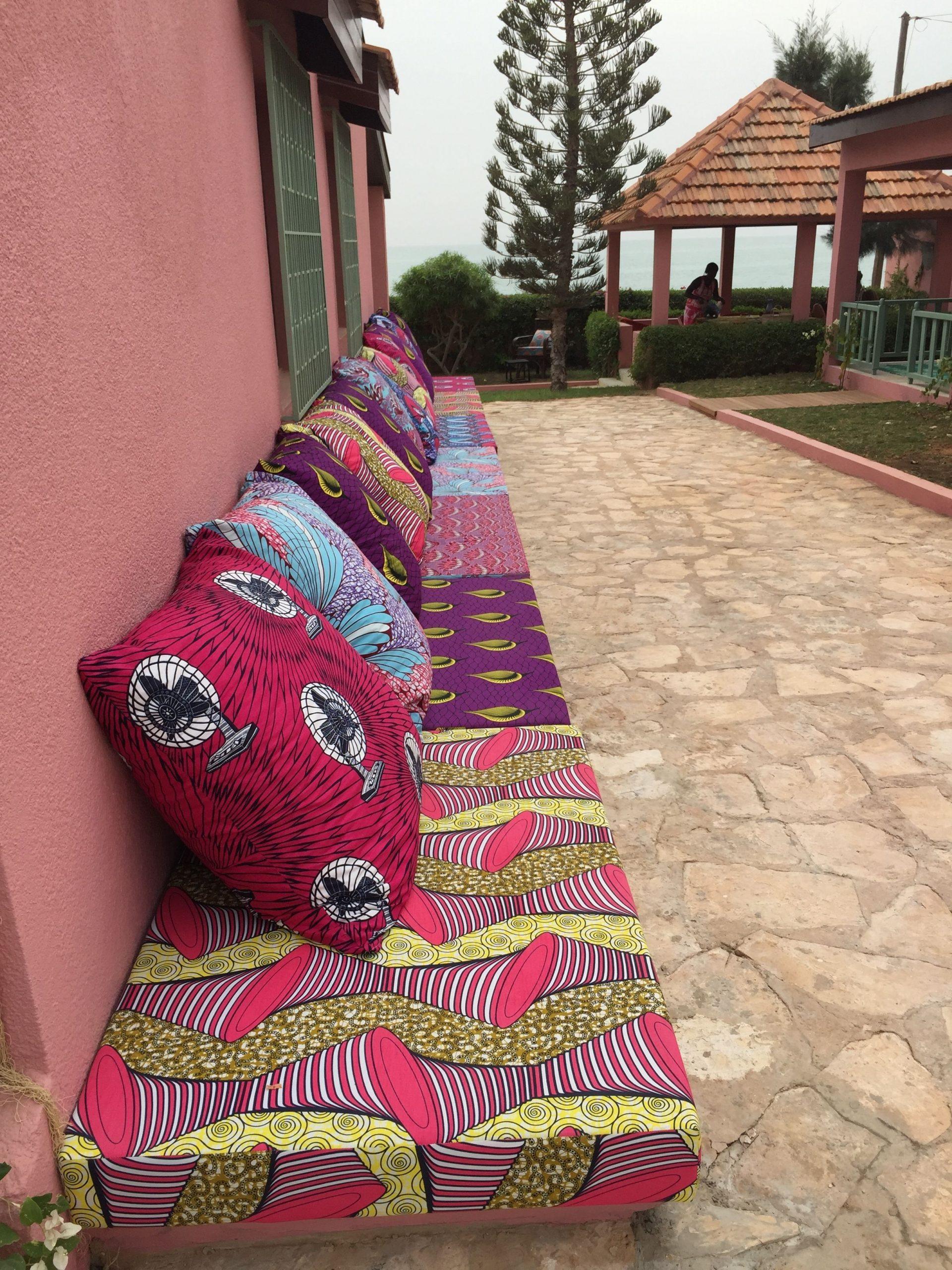 African Inspired Interior Design Ideas | Design D'intérieur ... concernant Tissu Pour Salon De Jardin