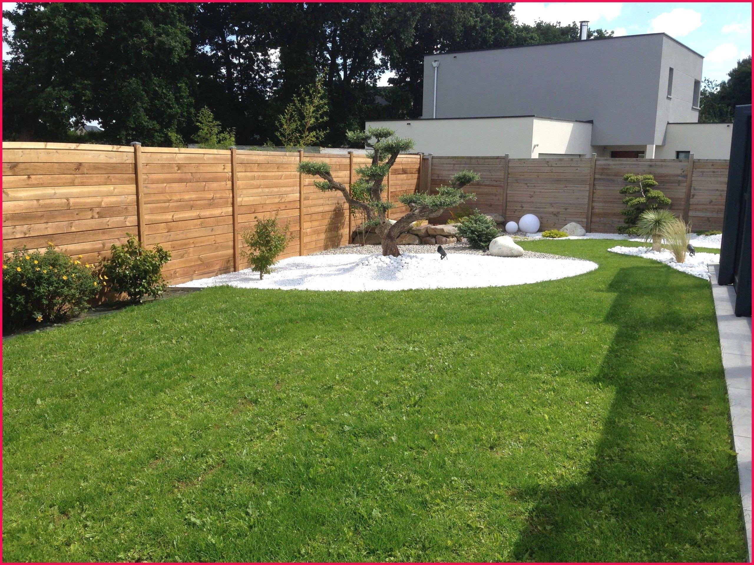 Amã©Nagement Jardin Moderne Aménagement Paysager Moderne 104 ... pour Deco De Jardin Moderne
