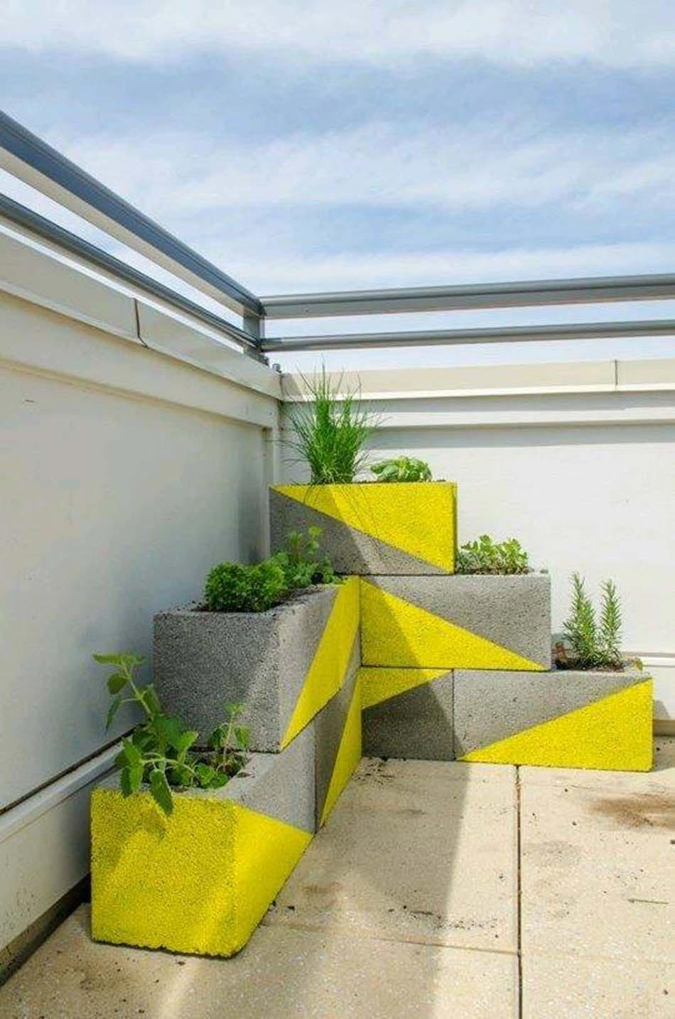 Aménagement Jardin Créatif Et Original À L'aide Des ... dedans Separation Jardin Pas Cher