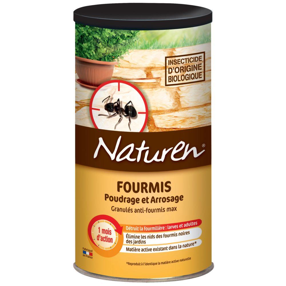 Anti-Fourmis En Poudre 250 G - Naturen tout Anti Fourmi Pas Cher