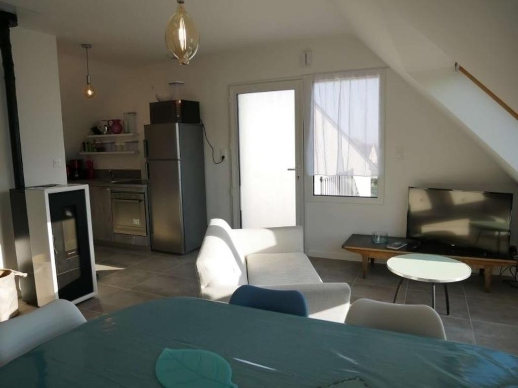 Apartment Décoration Moderne, Terrasse Plein Sud Et Jardin ... tout Deco Design Jardin Terrasse