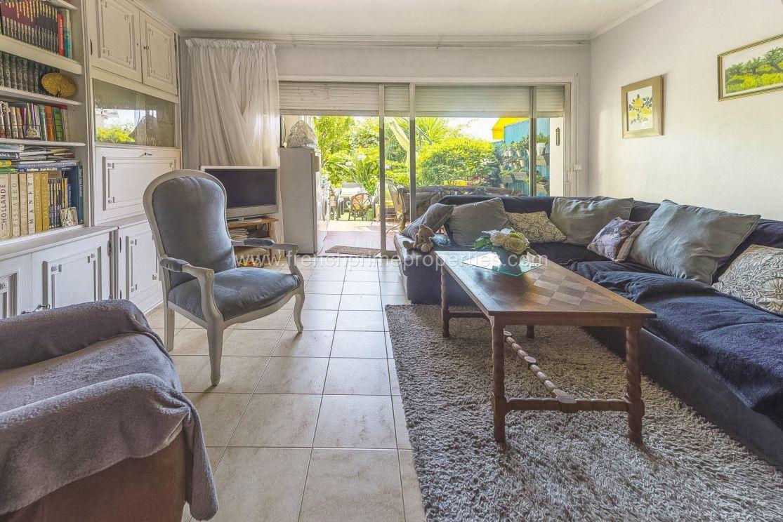 Appartement T3 72 M² Rez De Jardin Antibes à Location Rez De Jardin Antibes