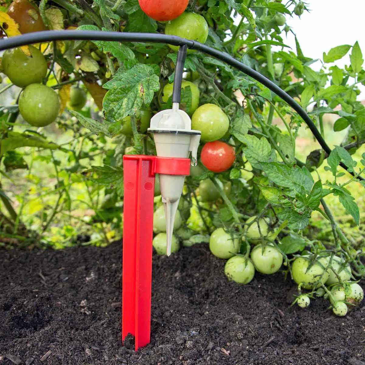 Arrosage Automatique Iriso Goutte A Goutte Jardin Potager encequiconcerne Arrosage Automatique De Jardin