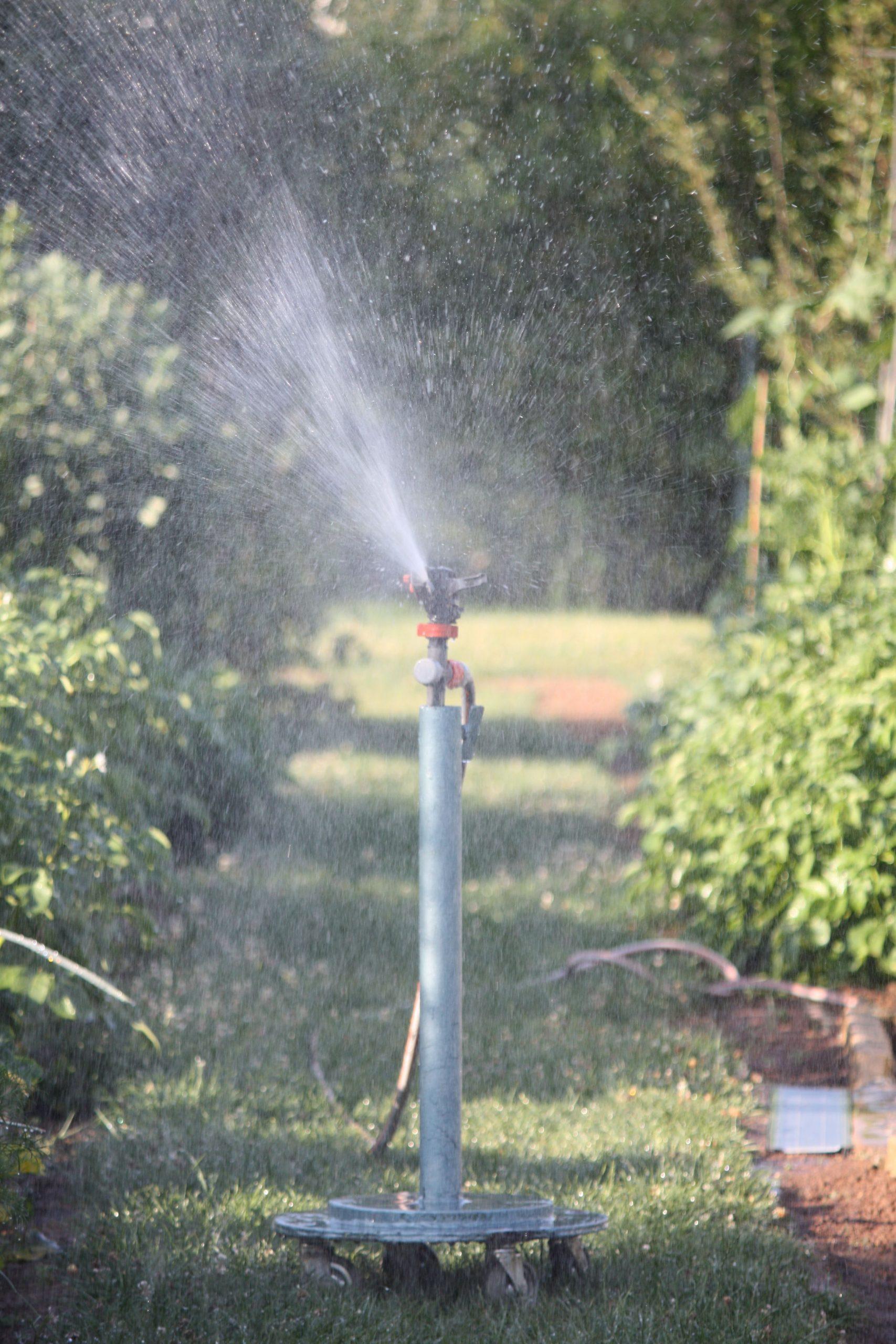 Arrosage Automatique Pour Le Jardin | Jardins, Arrosage ... pour Arrosage Automatique De Jardin
