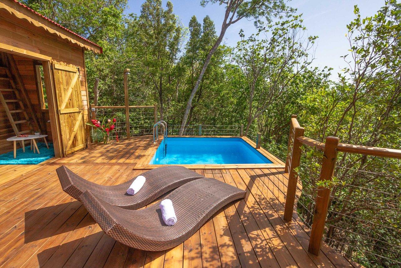 Au Jardin Des Colibris Hotel (Deshaies, Guadeloupe) : Tarifs ... destiné Jardin Des Colibris Guadeloupe