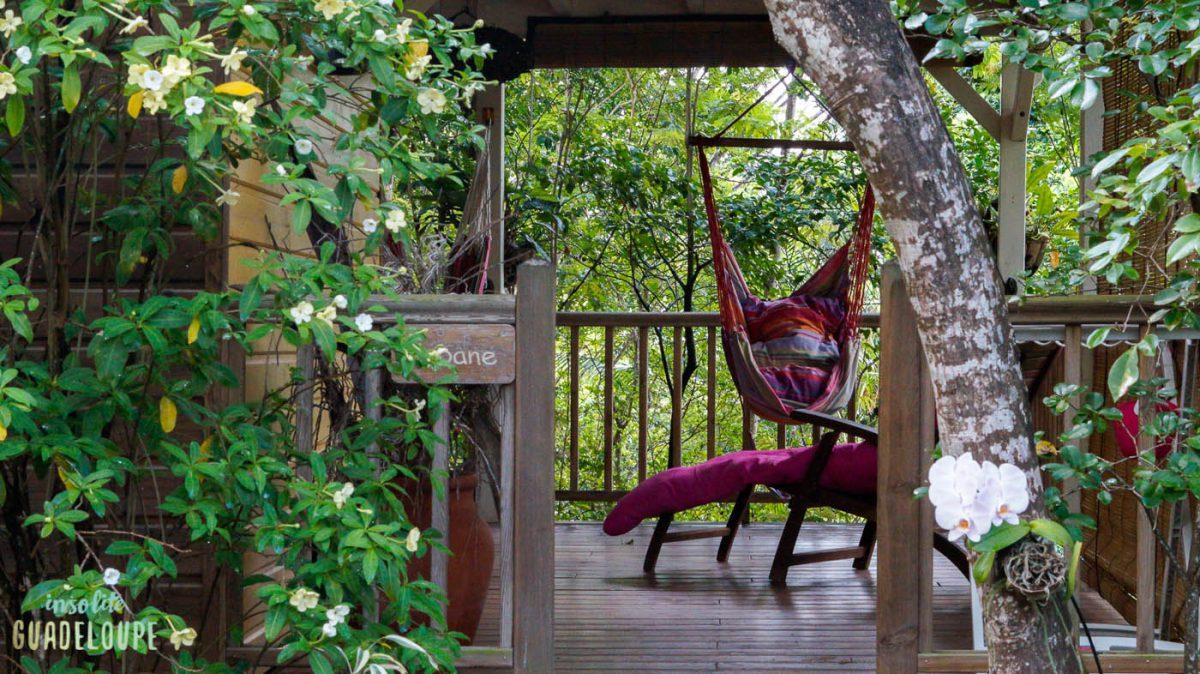 Au Jardin Des Colibris, Un Ecolodge Exceptionnel – Insolite ... avec Jardin Des Colibris Guadeloupe