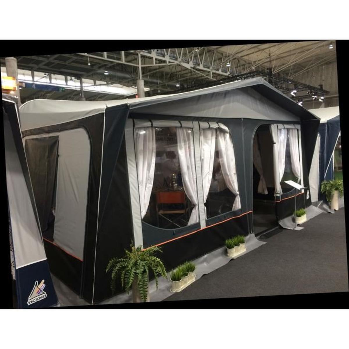 Auvent De Caravane Toscana Luxe 270 Y1100 destiné Auvent Pas Cher