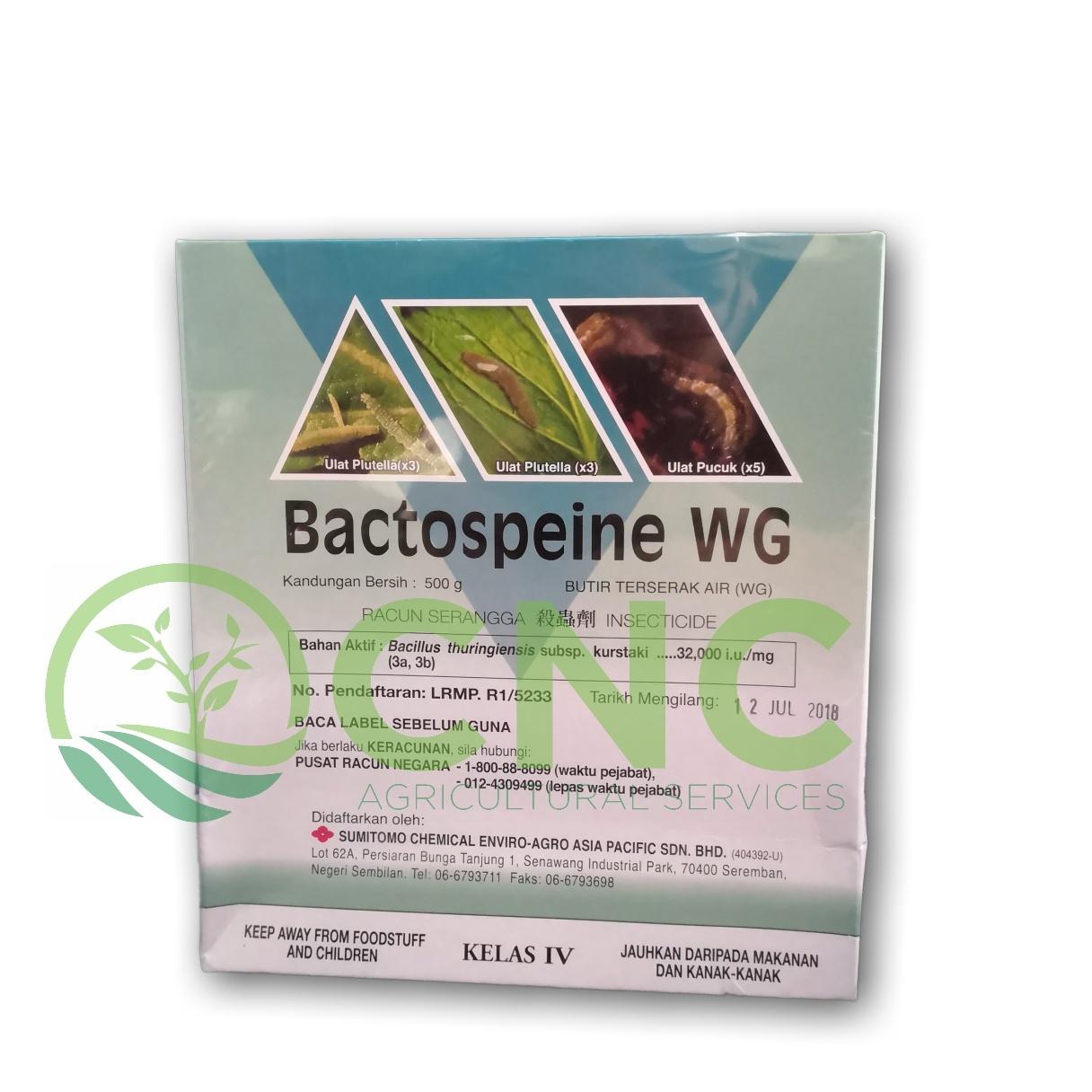 Bactospeine Wg_500Gm dedans Bactospeine