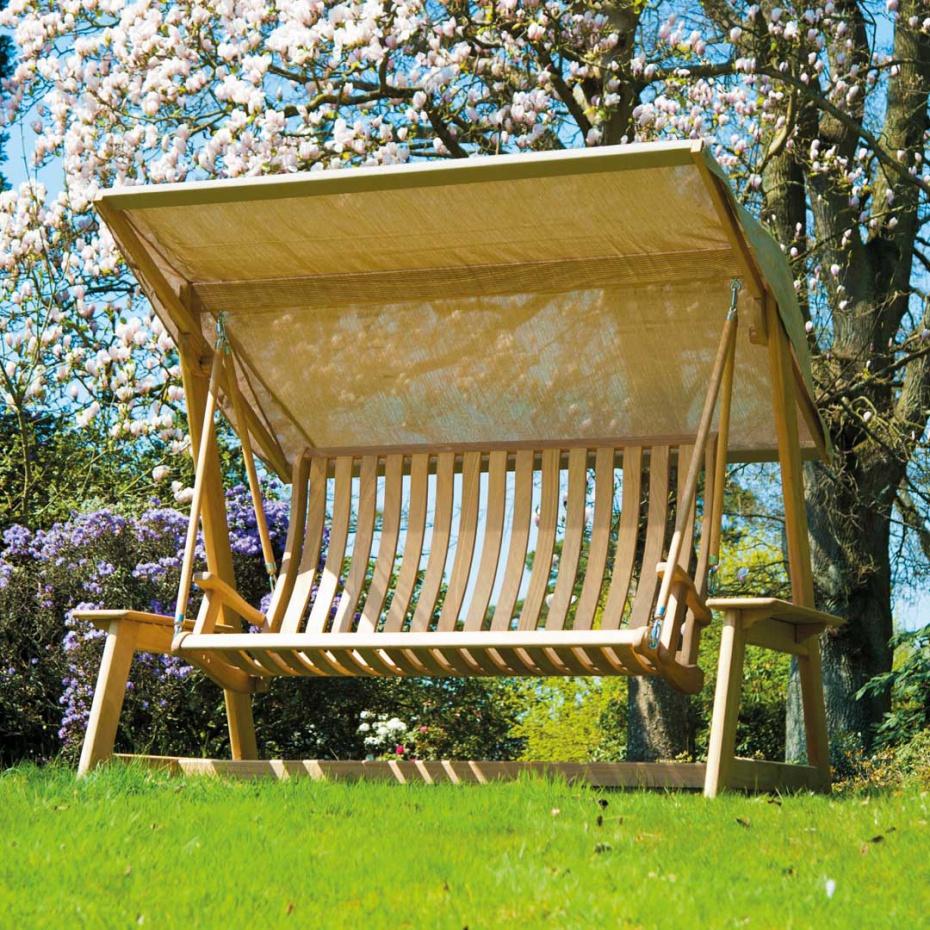 Balancelle De Jardin En Bois Swing Seat dedans Balancelle Jardin Bois