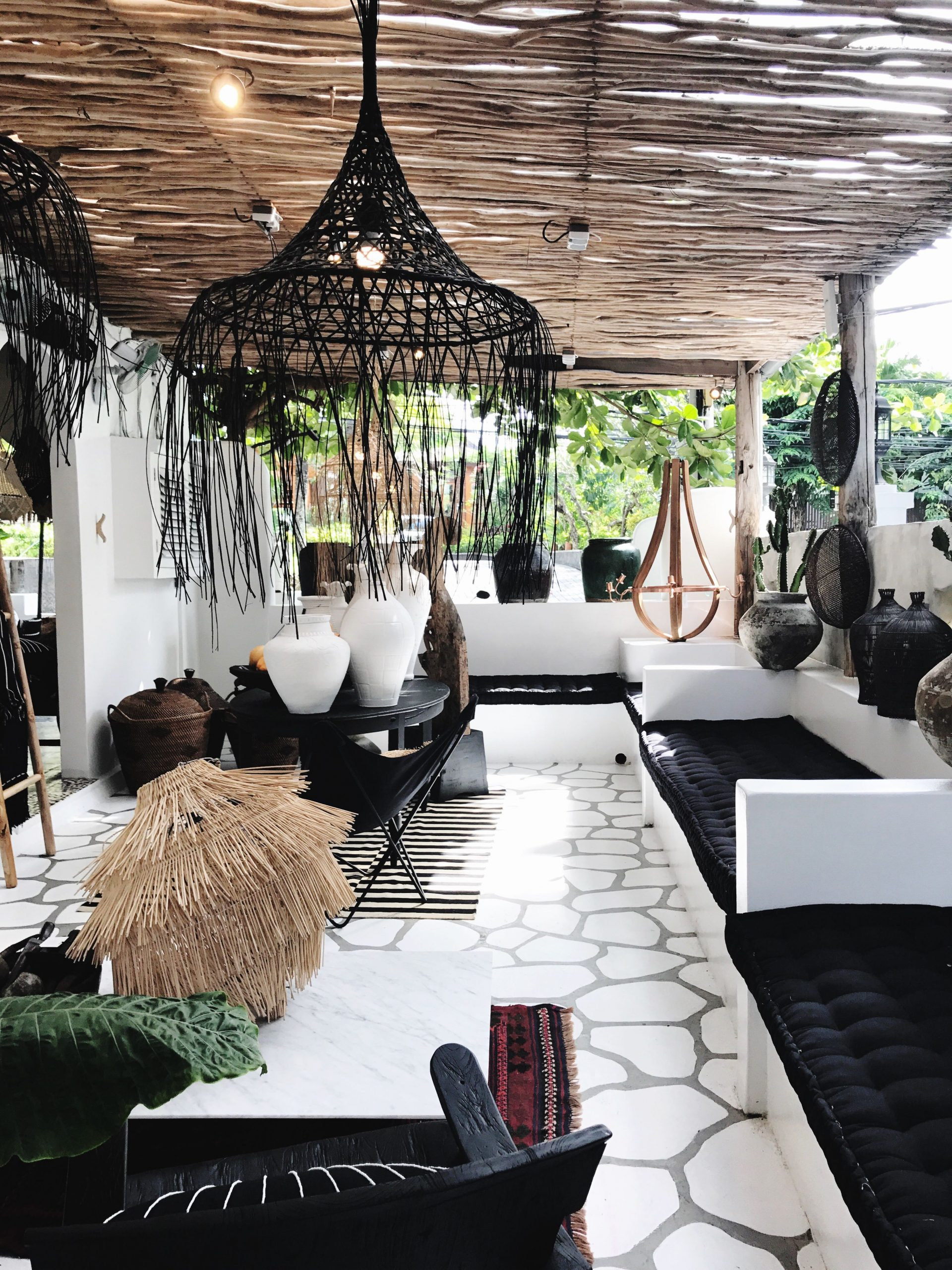 Bali Homewares   Chambre Bohème   Pièces À Vivre Dans Le ... encequiconcerne Salon De Jardin Bali