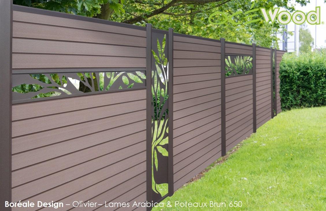 Boreale Design Projects - Photos Range Boreale Design ... à Clotures Jardin Design