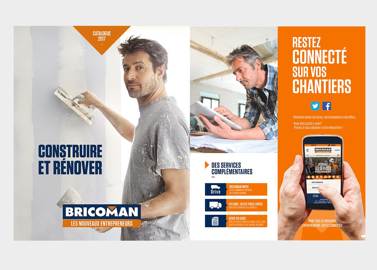 Bricoman - Catalogues And Tracts - Evo à Bricoman