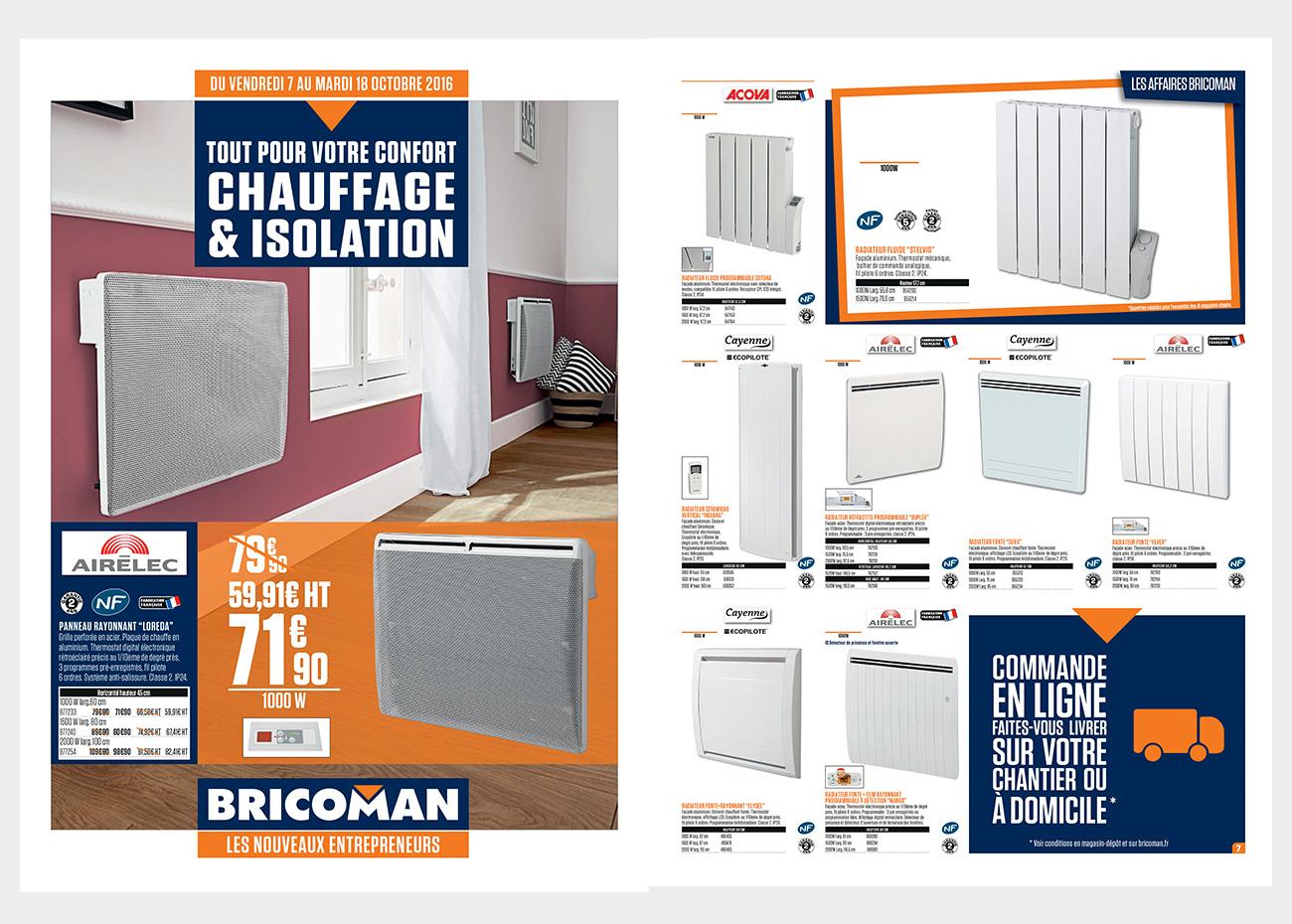 Bricoman - Catalogues And Tracts - Evo concernant Bricoman