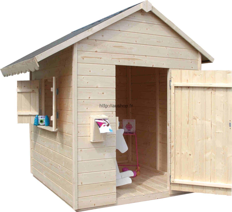 Cabane De Jardin Bois Pas Cher Chalet Habitable Pas Cher ... encequiconcerne Cabane Jardin Enfant Pas Cher