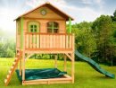 Cabane En Bois Enfant Marc Axi - Eden Deco intérieur Abri Jardin Enfant