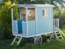 Cabane En Bois Pour Enfant, Cabane Jardin Enfant - Acheter ... concernant Maisonnette De Jardin Enfant