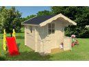 Cabane Enfant Billy 28Mm - 2,08M² Intérieur dedans Abri Jardin Enfant