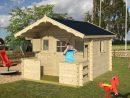 Cabane Enfant Kids 28Mm - 4,6M² Intérieur pour Abri Jardin Enfant