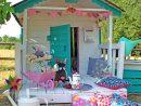 Cabane Et Compagnie - Laetibricole | Deco Enfant, Cabane ... intérieur Maisonnette De Jardin Enfant