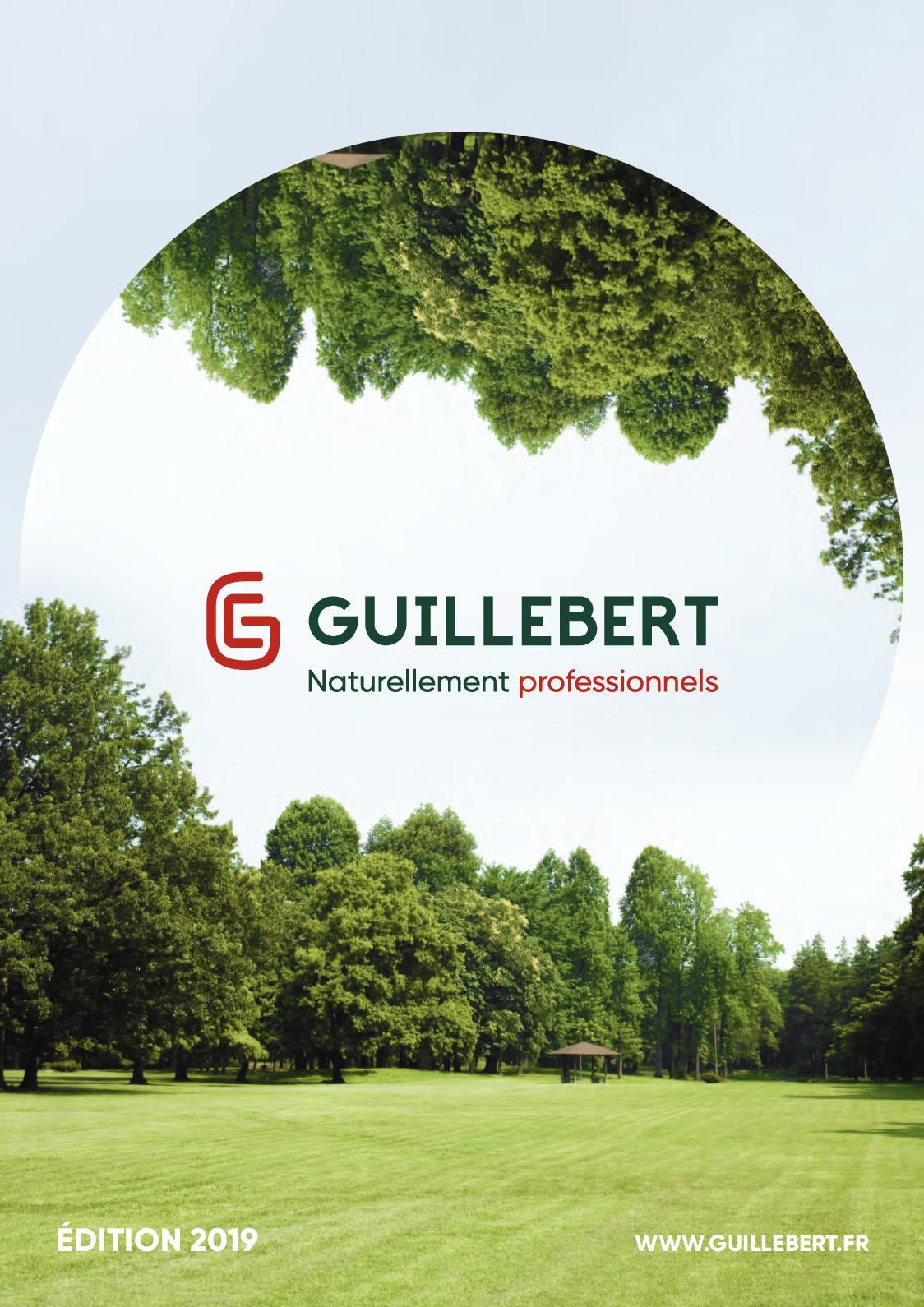 Calaméo - Catalogue Guillebert 2019 tout Joint Epdm Caoutchouc Pour Serre De Jardin Acd