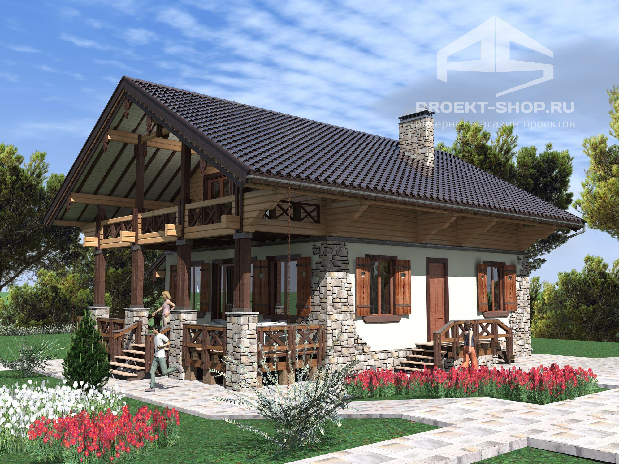 Casa De Rocas | Ev Planı, Ev Tasarım Planları, Ev Planları intérieur Chalet Bois 10M2