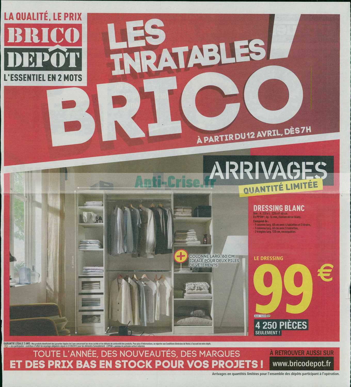 Catalogue Brico Dépôt Du 12 Au 25 Avril 2019 - Catalogues ... concernant Brico Depot Belgique
