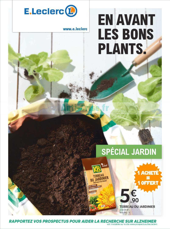 Catalogue Leclerc Du 12 Au 23 Février 2019 (Jardin ... tout Salon De Jardin Leclerc 2019