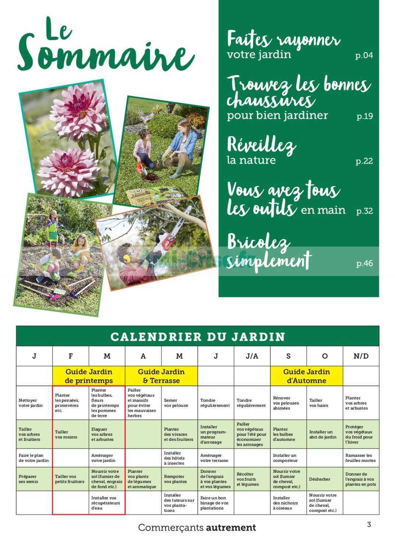 Catalogue Super U Du 18 Février Au 14 Mars 2020 (Jardin ... concernant Super U Jatdin