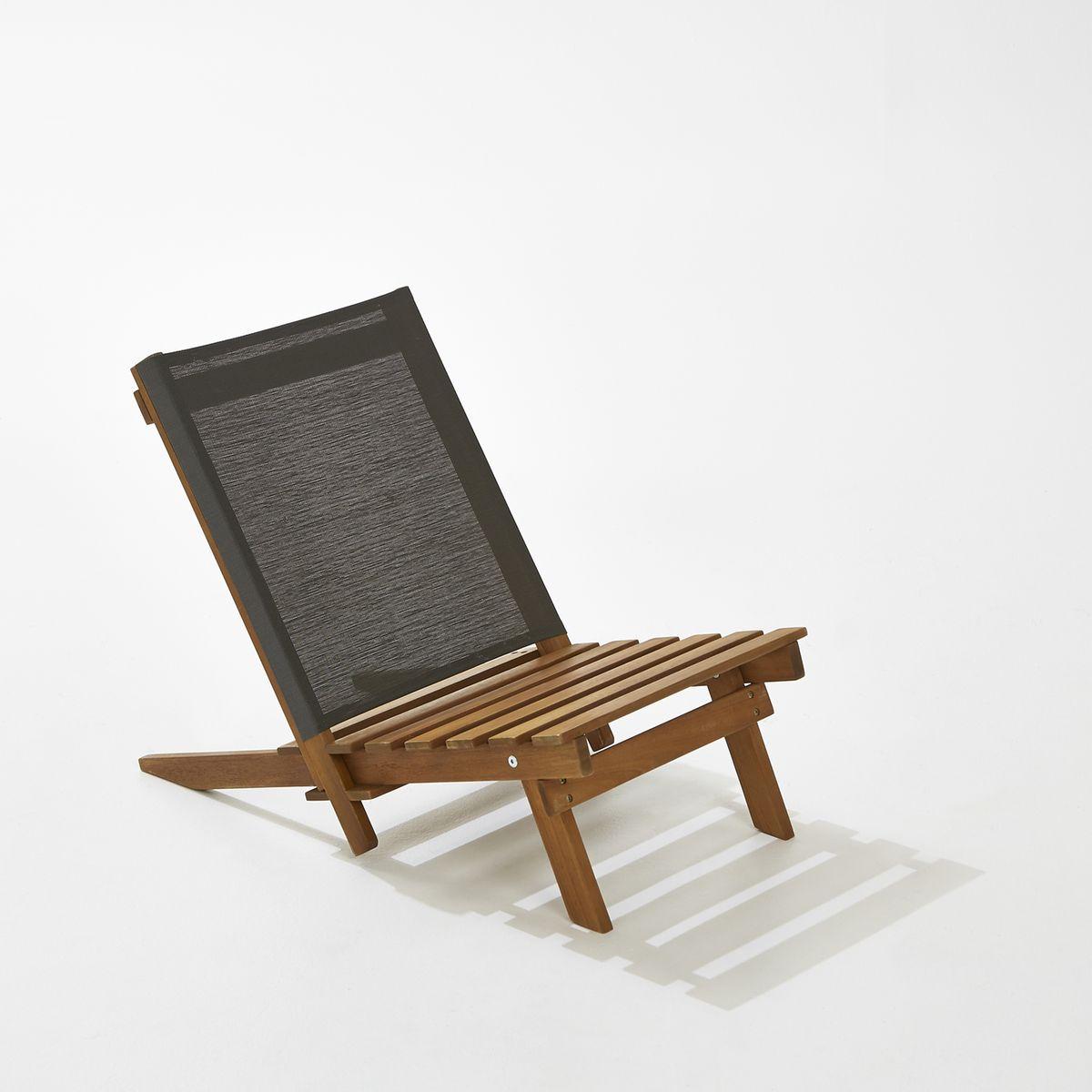 Chaise Basse De Plage, Oparon - Taille : Taille Unique ... concernant Chaise Basse Jardin