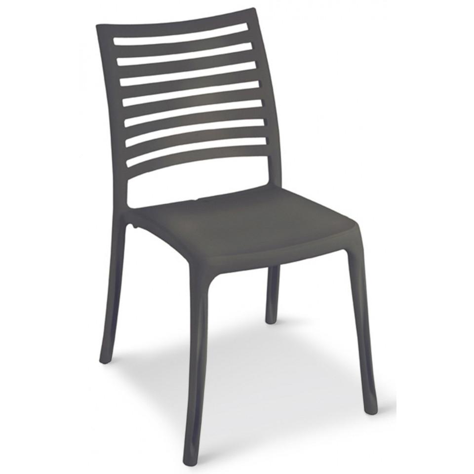 Chaise De Jardin Sunday dedans Grosfillex Chaise