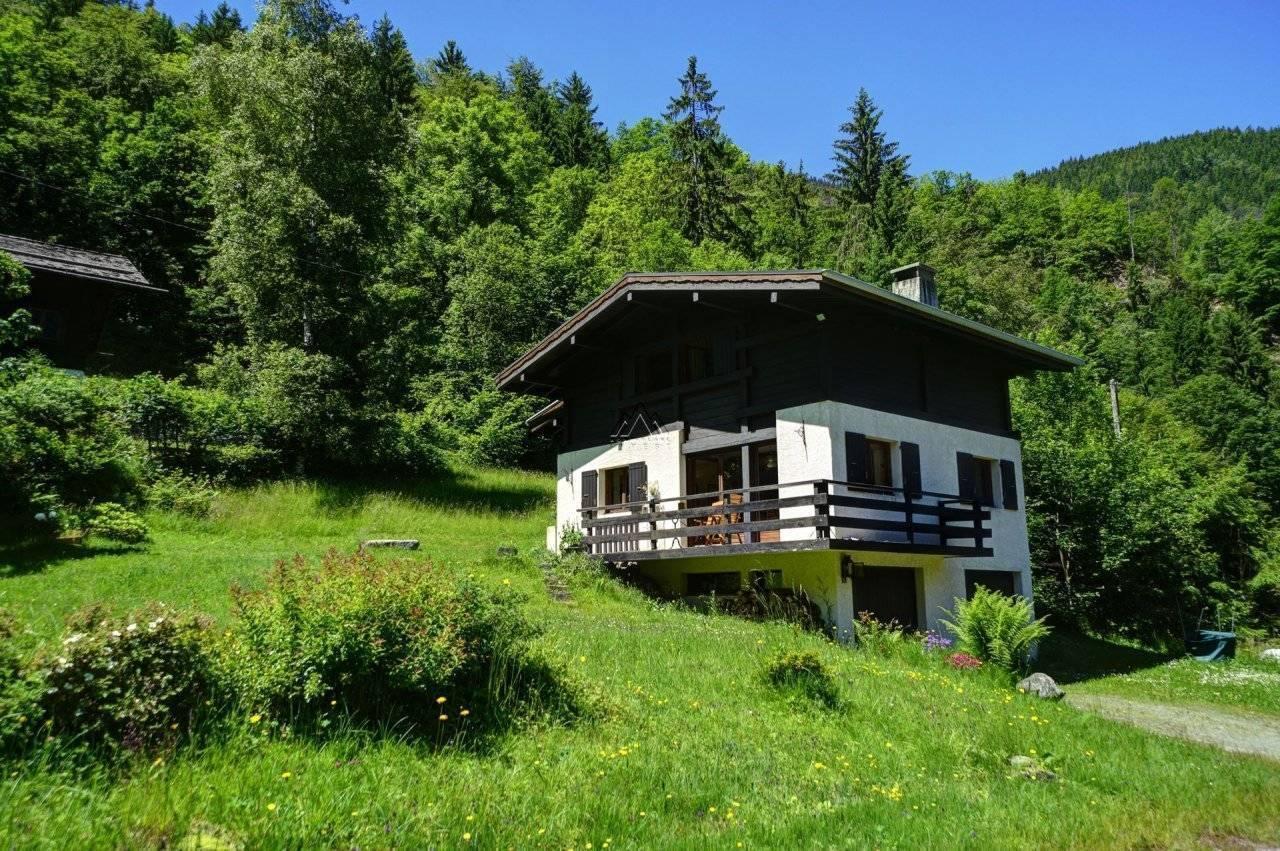 Chalets En Vente À Chamonix-Mont-Blanc Et Ses Environs concernant Achat Chalet Chamonix