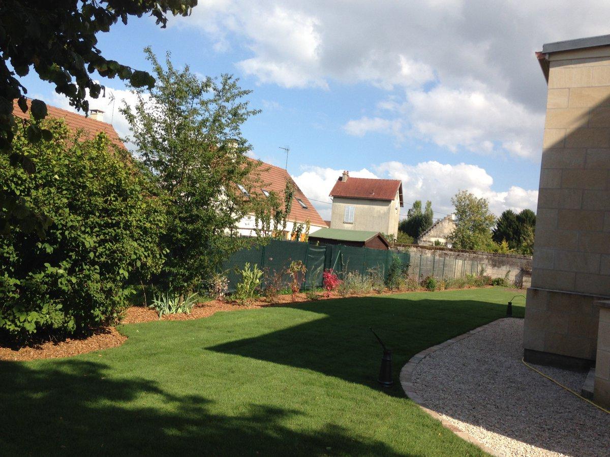 "Cip & Clôtures On Twitter: ""#jardin #extérieur ... serapportantà Clotures Jardin Design"