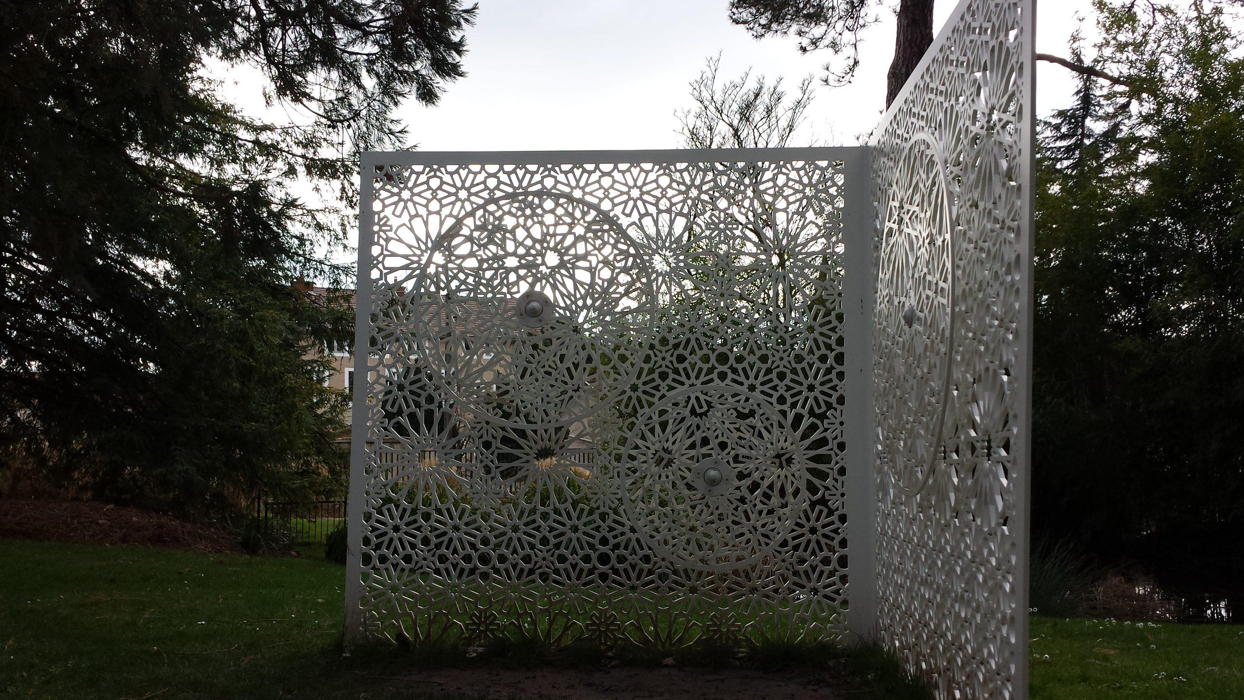 Claustra Pour Terrasse : Les Claustras D'extérieur Allure Et ... destiné Claustra Pour Jardin