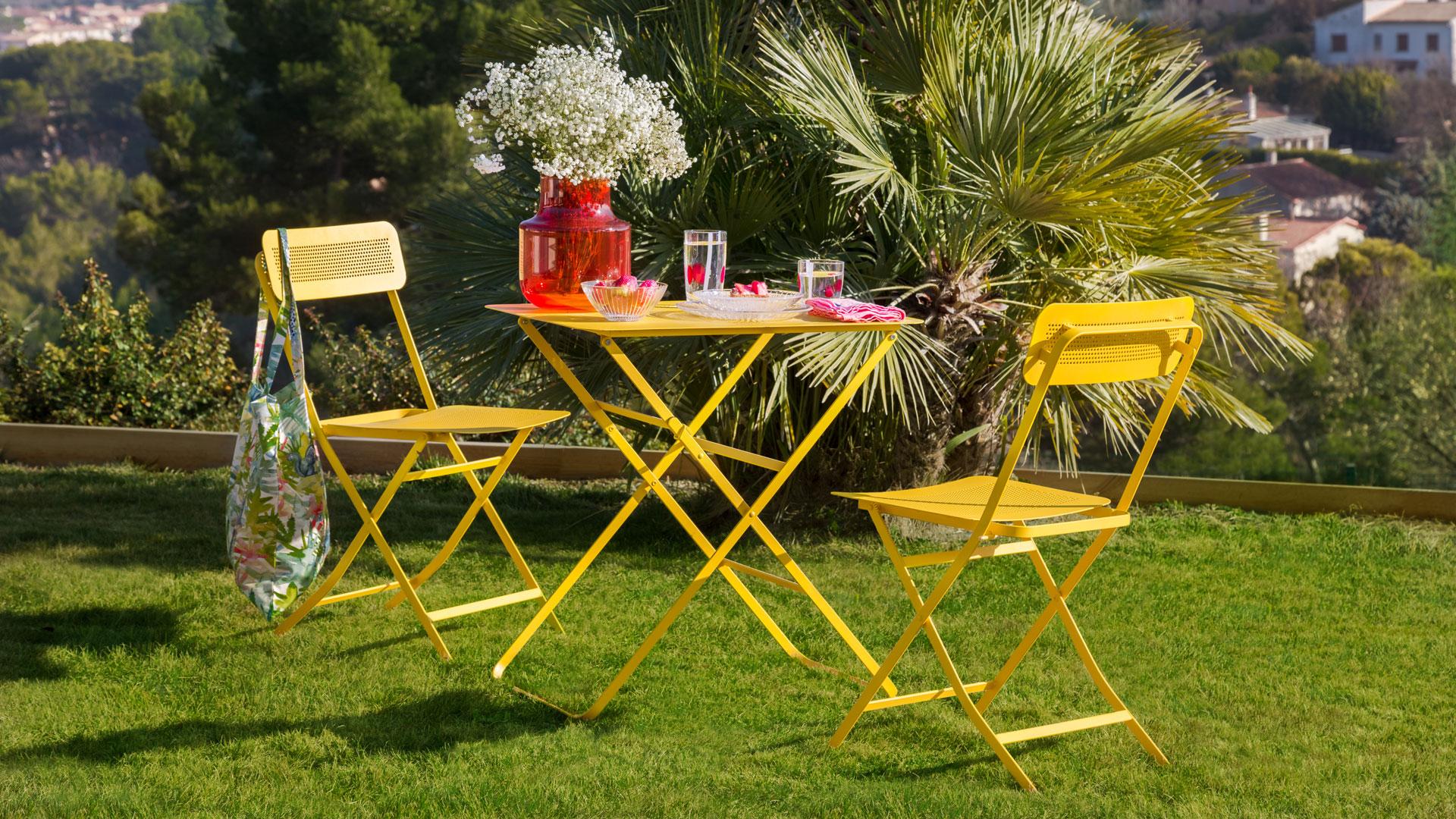 Comment Choisir Le Mobilier De Jardin : Critères, Prix ... avec Mobiler De Jardin