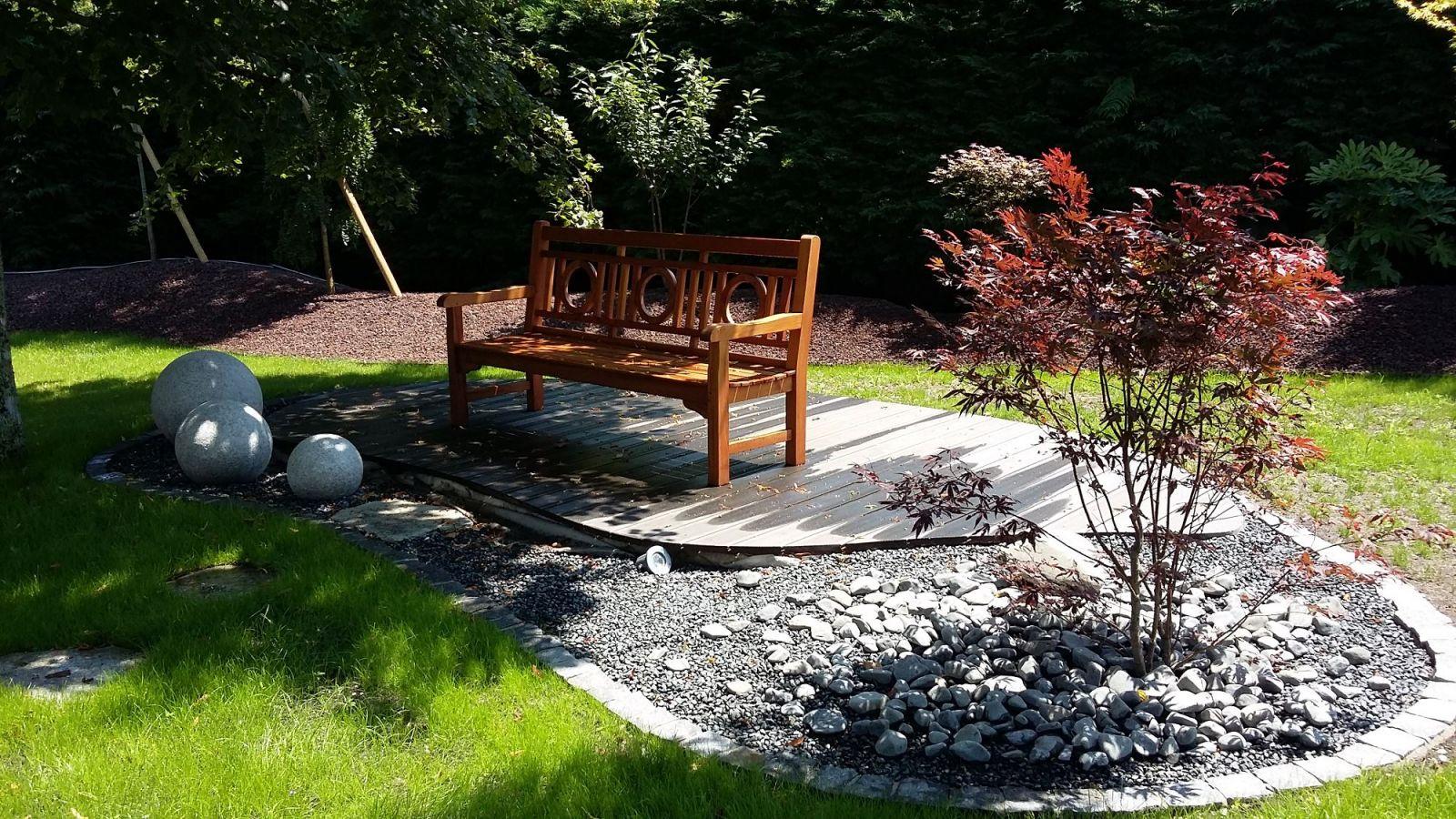 Conception Et Aménagement D'un Jardin Zen Par Un Paysagiste ... serapportantà Paysagiste Jardin Zen