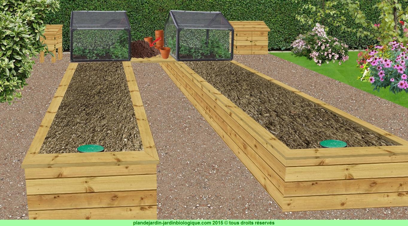 Créer Un Jardin Pour Personne Handicapée pour Bac À Jardiner
