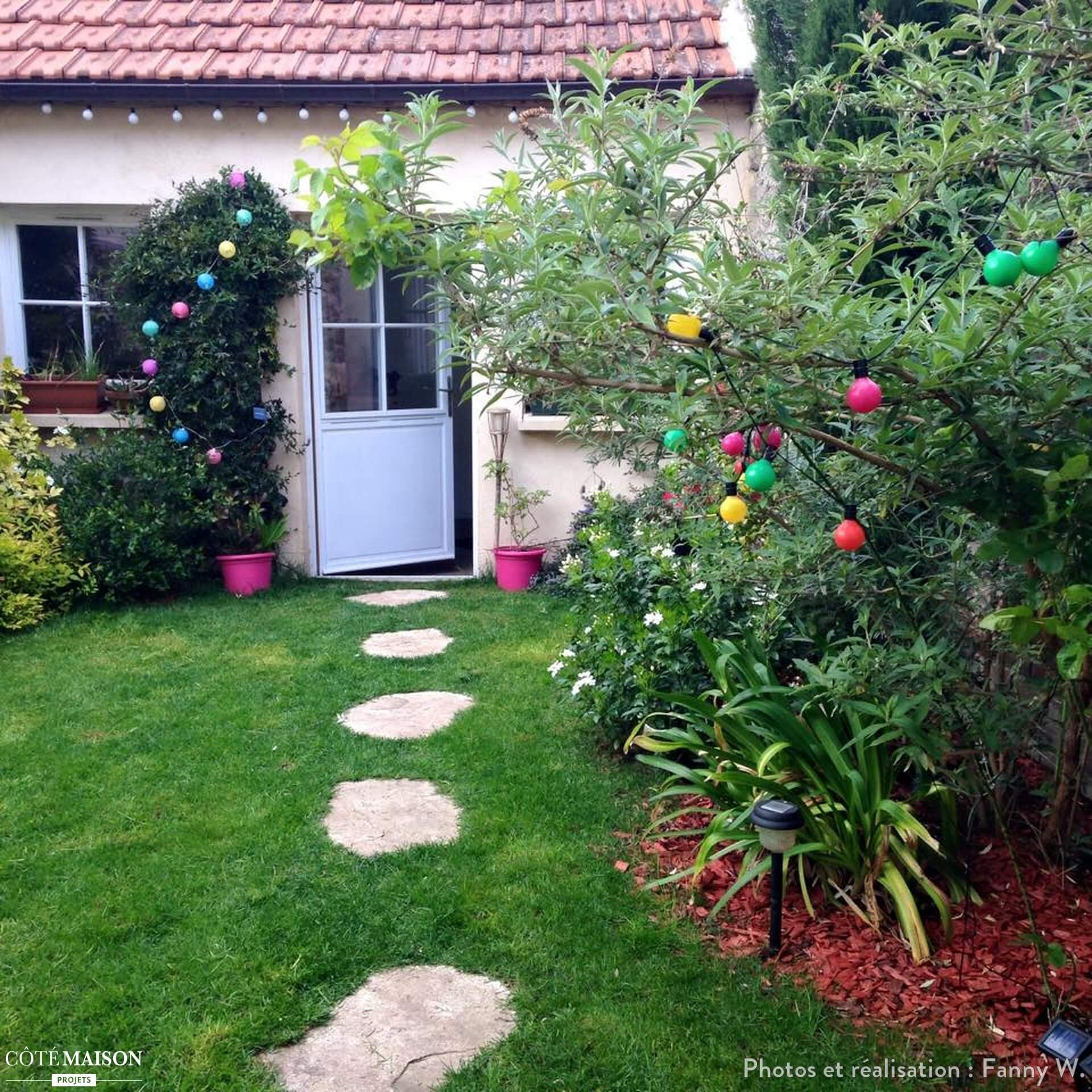 Déco: Aménagement De Mon Petit Jardin encequiconcerne Decoration D Un Petit Jardin