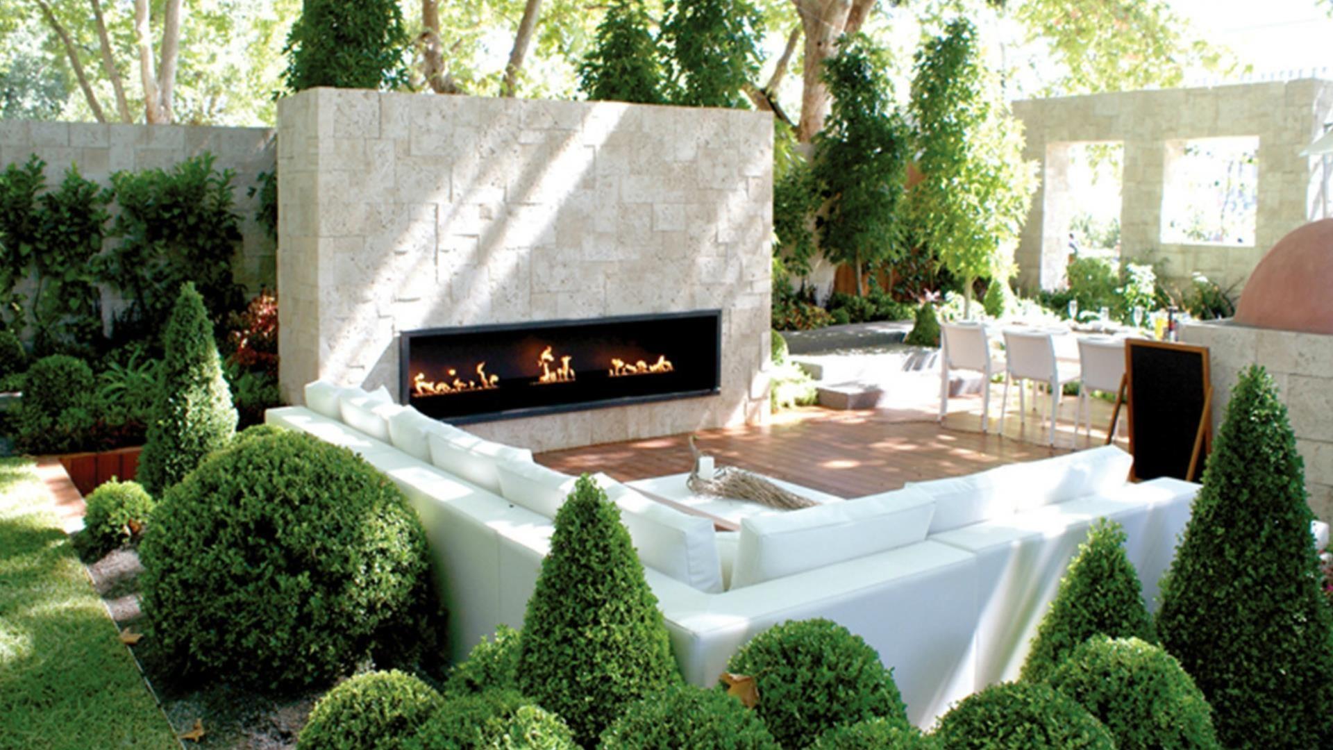 Deco Jardin Moderne Décoration Jardin Terrasse En 25 ... à Deco De Jardin Moderne
