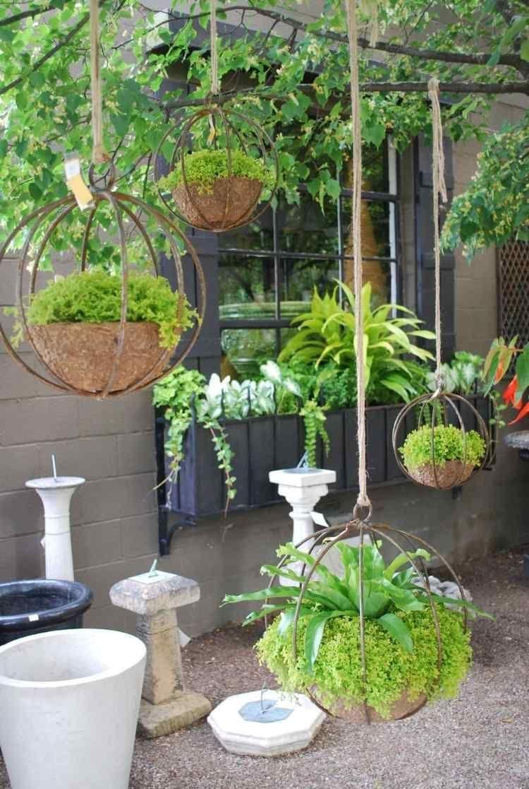 Déco Style Industriel Idées Personnalisées Faire Inviter ... dedans Deco De Jardin Moderne