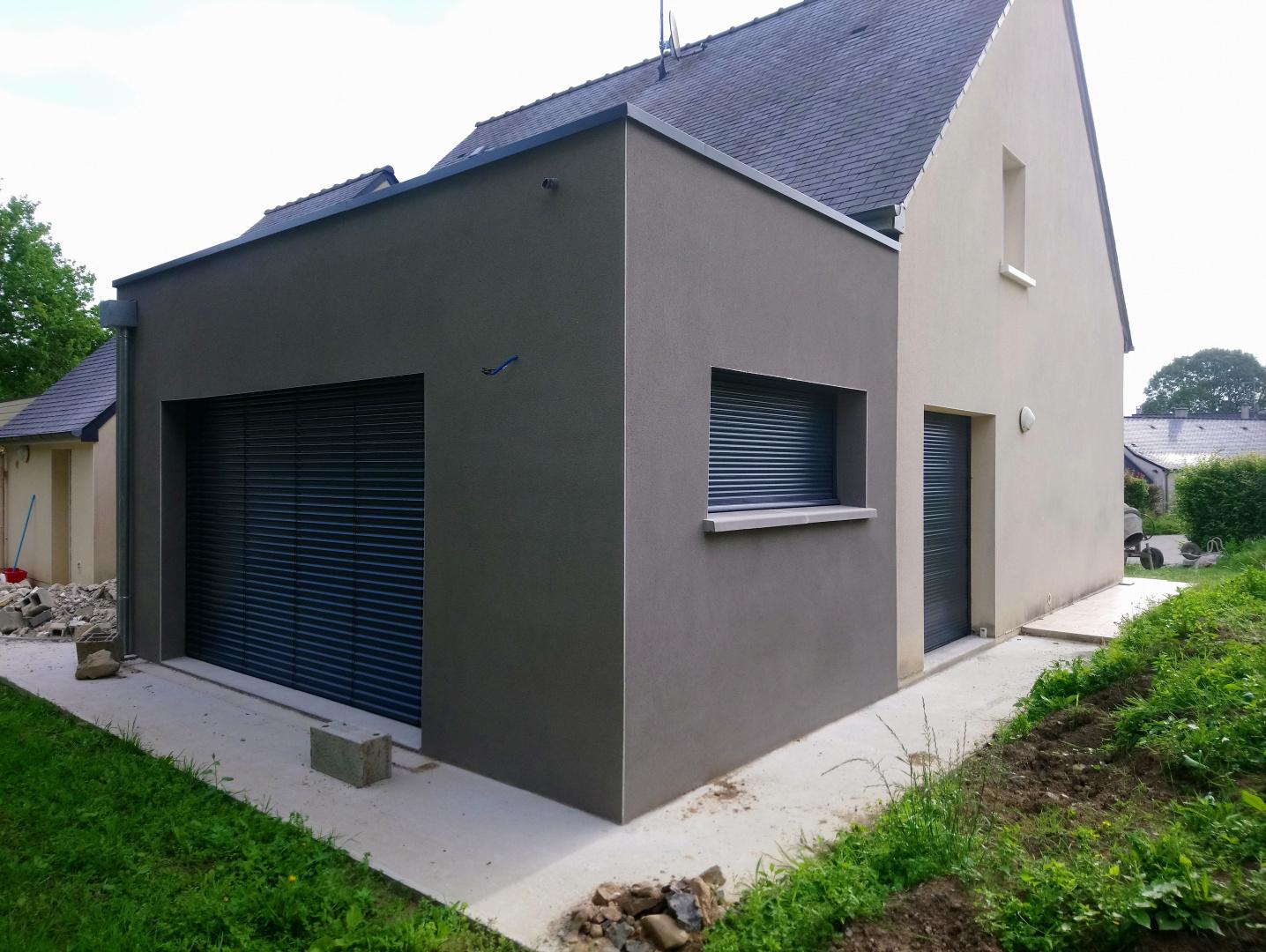 Devis Extension Maison Cormeilles-En-Parisis : Prix & Coût ... avec Prix Extension Maison 20M2