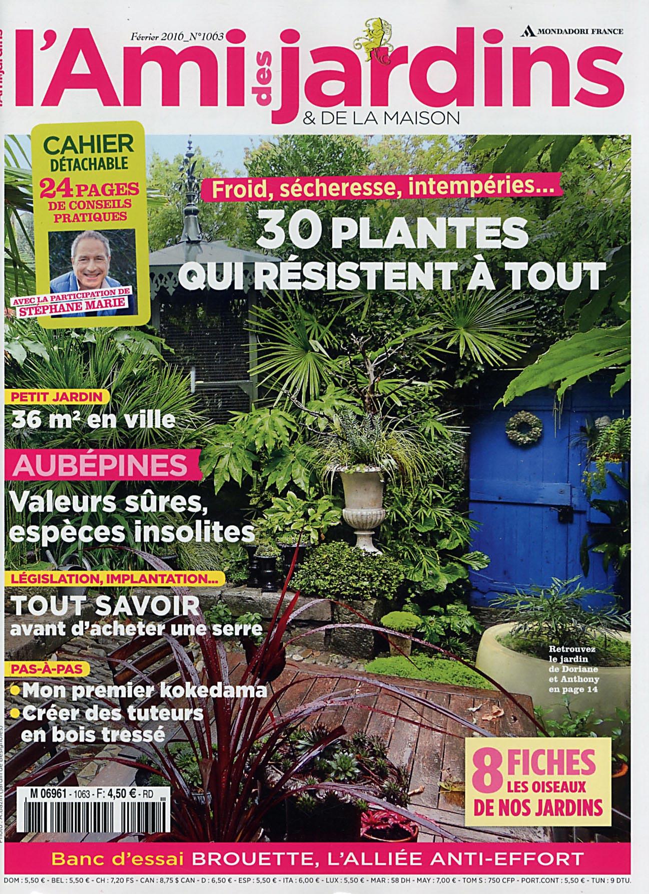 Direct-Éditeurs - * Le Service-Client Des Diffuseurs De Presse * concernant Ami Des Jardins Magazine