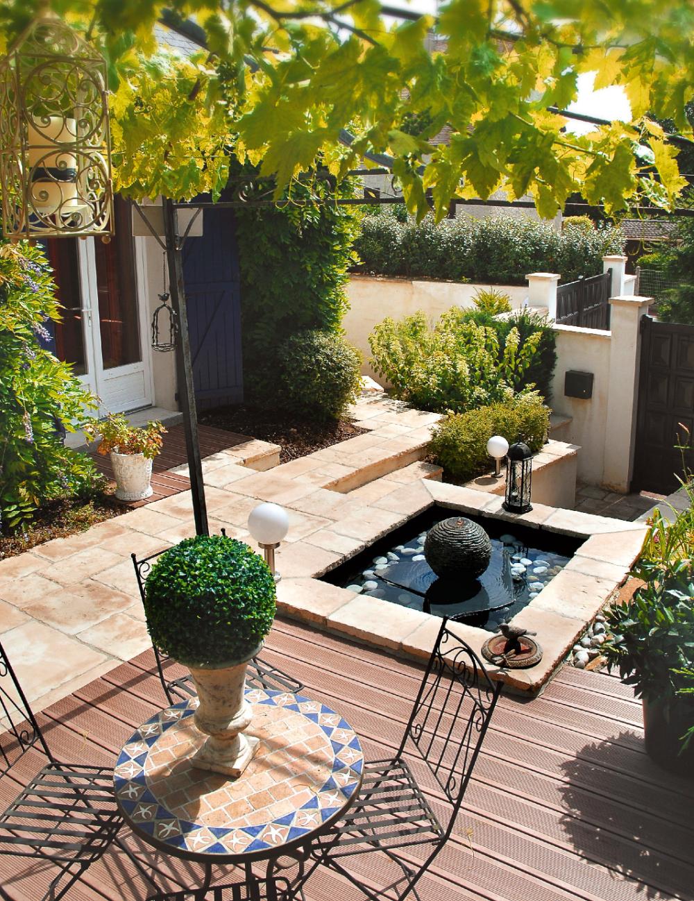 Donnez À Votre Jardin Un Petit Accent Du Midi - Jardin - Le ... à Composer Un Jardin