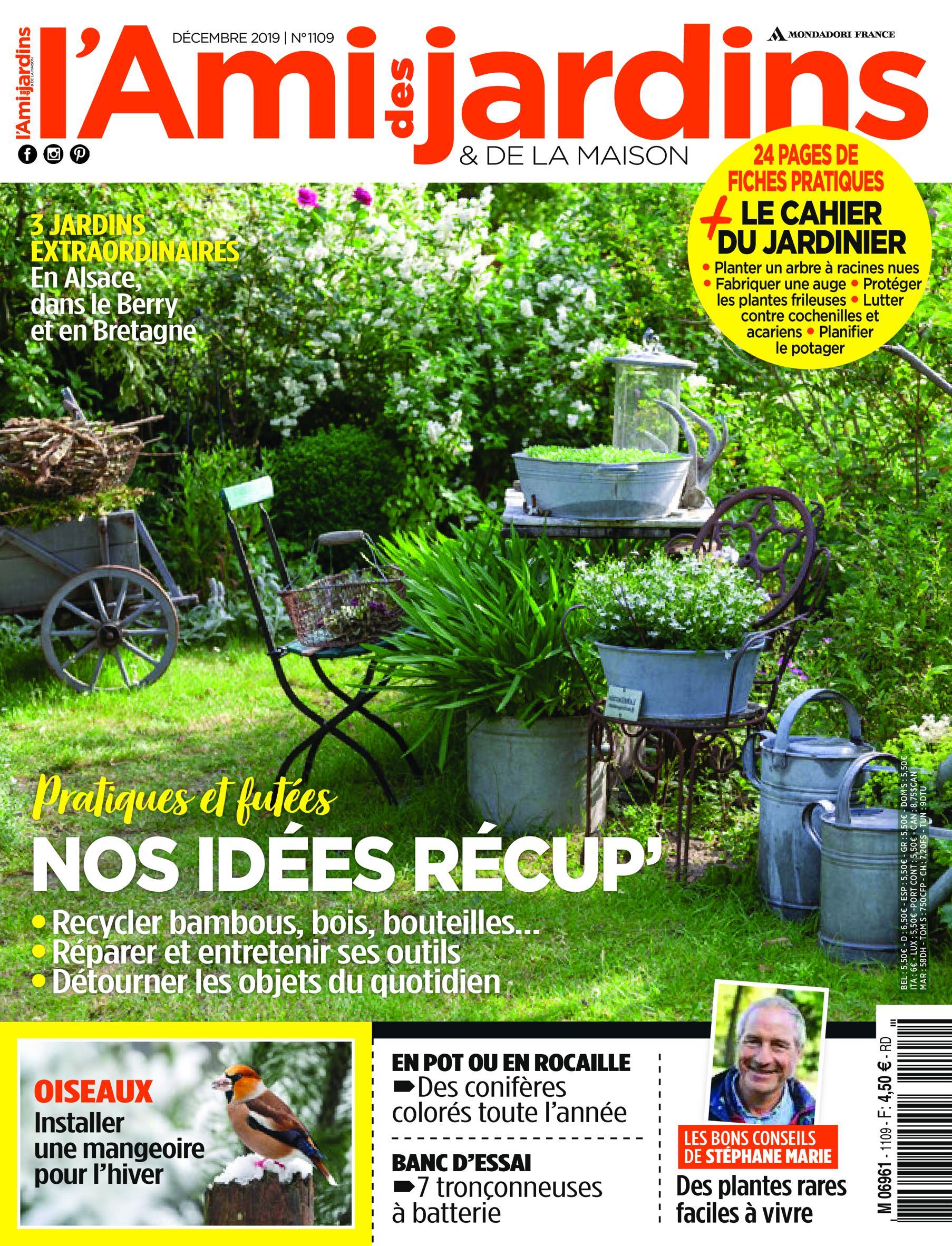 Download L'ami Des Jardins - Décembre 2019 - Softarchive destiné Ami Des Jardins Magazine