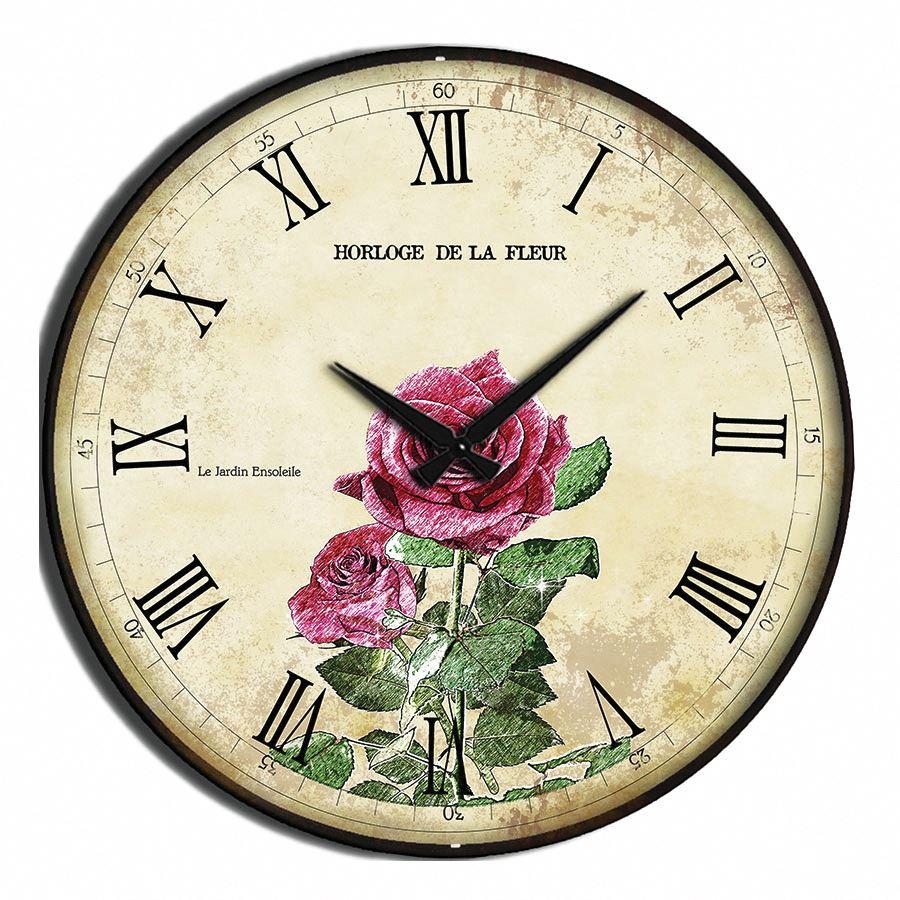 Duvar Saati 60X60 Cm Czg.7K102 | Duvar Saatleri | Koçtaş avec Horloge De Jardin