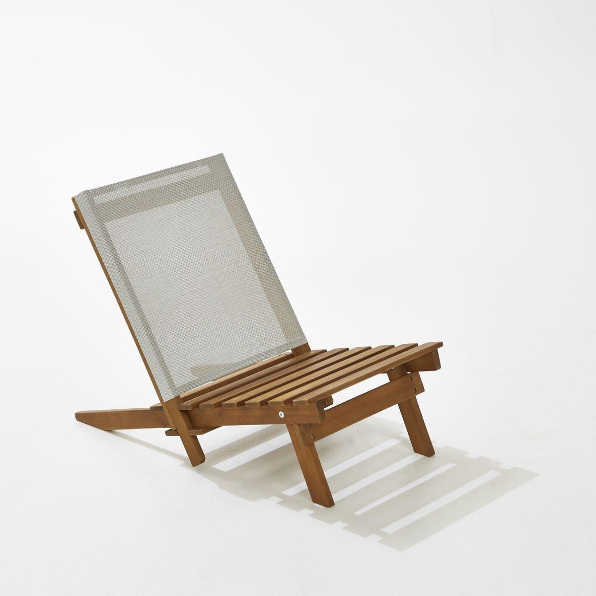 Emportez Votre Chaise Basse Partout En Balade ! Parfaite ... encequiconcerne Chaise Basse De Jardin