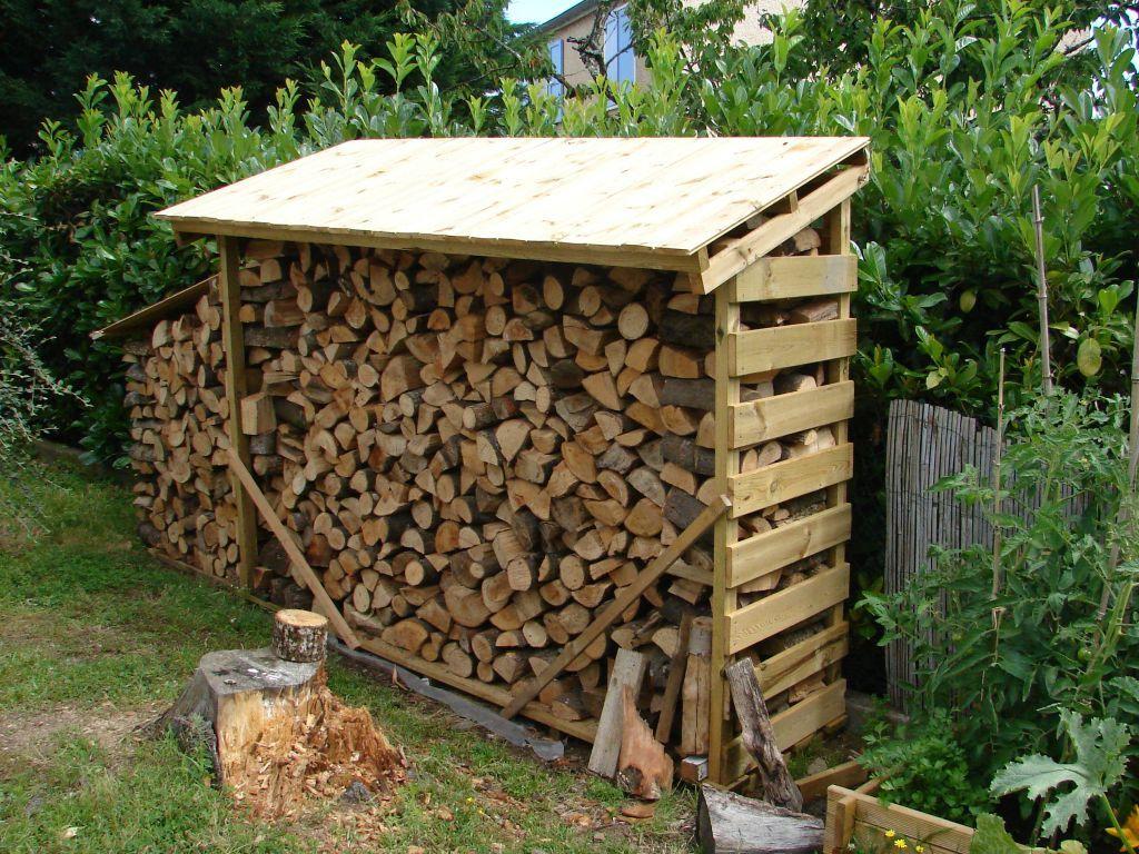 Épinglé Sur Project Ideas à Construire Abri Bois