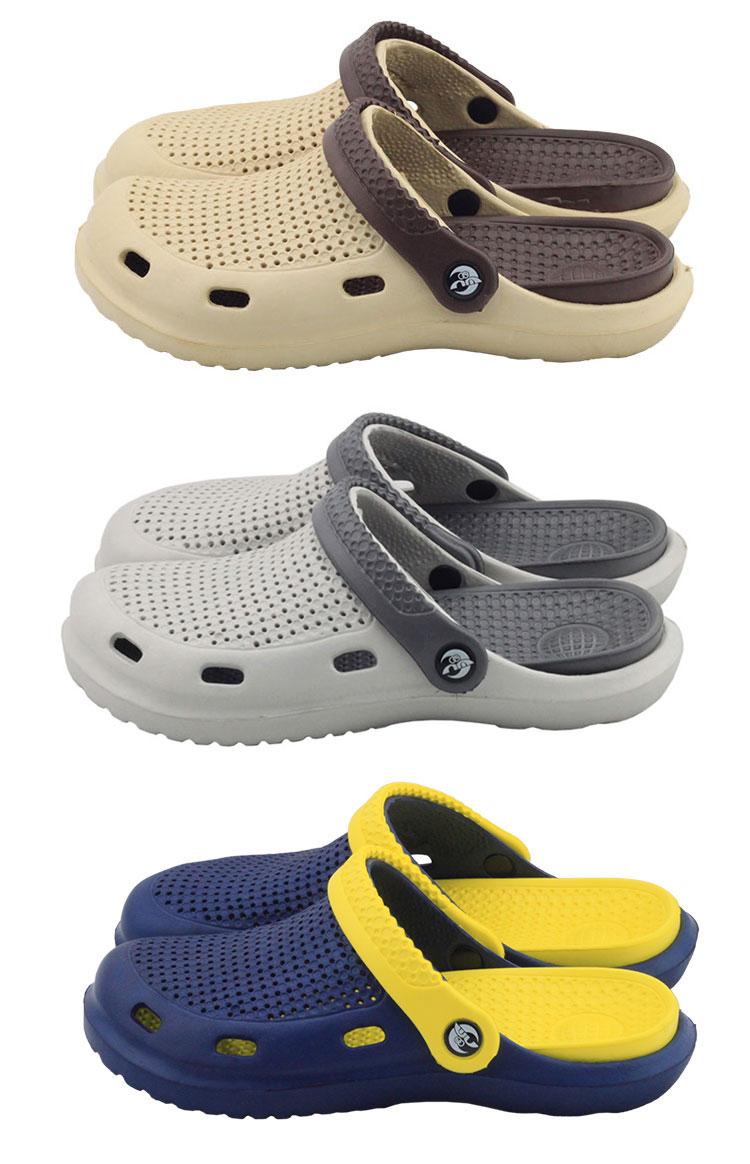 Fabricant De/mâle Sandales. Plage, Chaussures/trou Trou Chaussures./jardin  Chaussures, 121 Gros Sandales destiné Chaussure Jardin