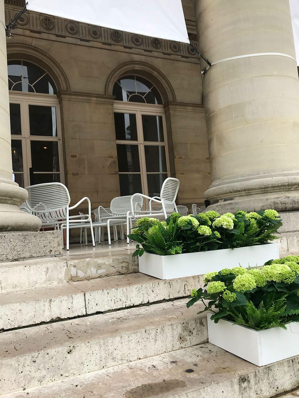 Fauteuil De Jardin Week-End - Livraison Offerte - Petite ... dedans Petite Table De Salon De Jardin